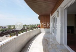 Beautiful apartment with spectacular views for rent in Pedralbes