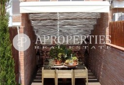 Fantastic furnished duplex for rent in Sarrià