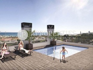 Brand new property development in Diagonal Mar for sale
