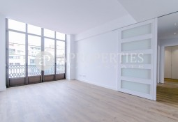 Refurbished flat for rent in Eixample