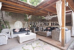 Exclusive house for sale in the upper area of Barcelona