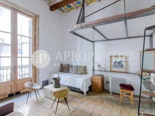 Lovely first floor for sale in El Gòtic