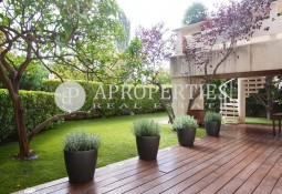 Beautiful furnished duplex for rent in Pedralbes