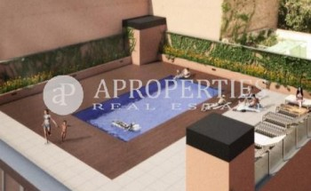 Building development with swimming pool in Gràcia for sale