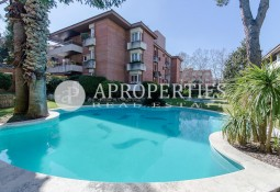 Majestic duplex penthouse for rent in the center of Sant Cugat