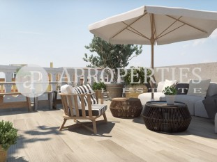 Brand new apartments for sale in a refurbished building in Sant Martí