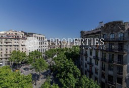 Spectacular Penthouse for rent in Passeig de Gràcia