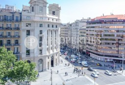Refurbished flat for rent in Passeig de Gràcia