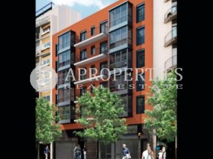 Exclusive brand new housing development with parking in Eixample for sale