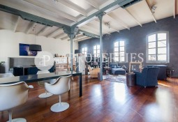 Spectacular furnished loft for rent apartment