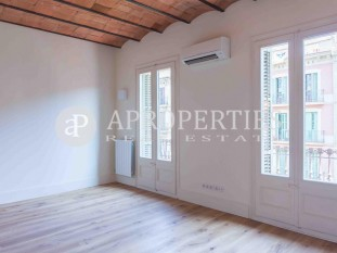 Beautiful brand new apartment in Eixample Esquerra, for sale