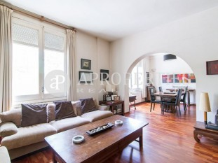 Magnificent apartment close to Avinguda Tibidabo, for sale