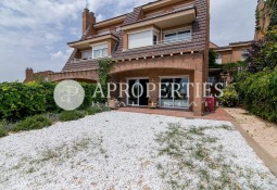 House with garden and pool in Esplugues de Llobregat for sale