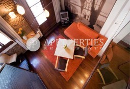 Beautiful duplex in Port de Barcelona, for rent