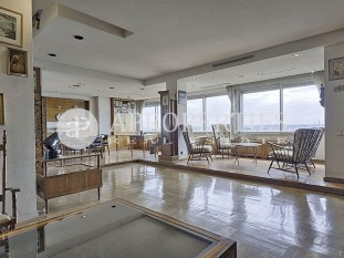 Flat with spectacular views overlooking Parque del Retiro, for sale