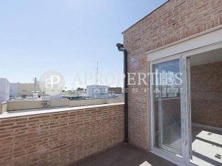 Penthouse for sale in Salamanca neighborhood