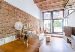 Lovely designer apartment for rent next to Joan Miró Park