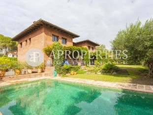Cozy family house for rent in Valldoreix, Sant Cugat del Vallès
