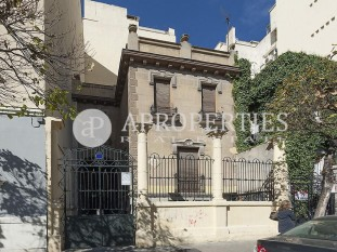 Magnificent historic house for sale in Salamanca district of Madrid
