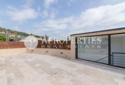 Nice apartment for rent with private 60sqm terrace in Bonanova, Barcelona