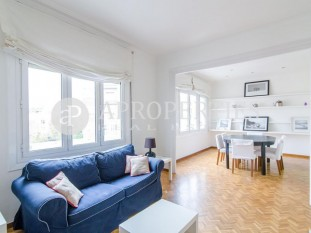 Sensational apartment for sale in the heart of Sarrià, Barcelona