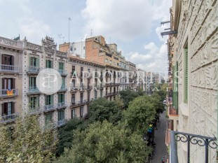 High and bright apartment for sale next to Mercat de la Concepció, Barcelona