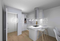 Brand new apartments with terrace for sale in Marina Street of Barcelona