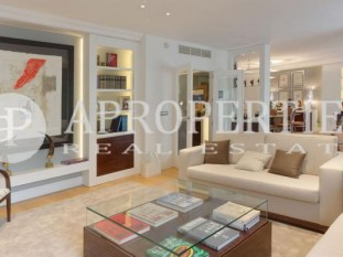 Exclusive contemporary luxury apartment in Almagro neighborhood
