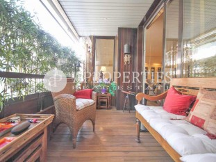 Elegant apartment for sale in Turo Park area, Barcelona
