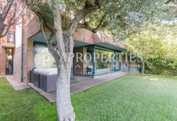 Magnificent designer house for sale in the area of ​​Sarrià, Barcelona