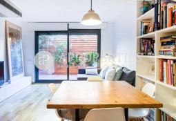 Duplex apartment with terrace in Poblenou, Barcelona