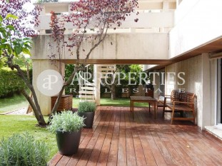 Beautiful duplex with garden for sale in Pedralbes, Barcelona