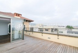 Penthouse duplex for rent in La Bonanova, Barcelona