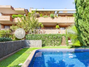 Spacious and bright penthouse for sale in Eixample, Sant Cugat