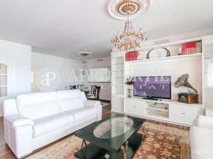Beautiful apartment with views for rent in Pedralbes