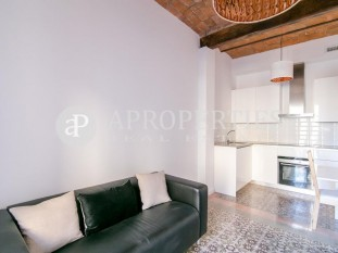 Beautiful brand new flat close to Passeig Sant Joan