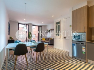 Brand new flat in royal estate in Clot, Barcelona