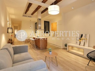 Beautiful refurbished apartment in Eixample Esquerra, Barcelona