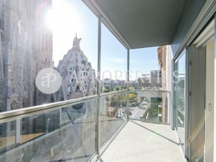 Wonderful apartment for rent in front of Sagrada Família, Barcelona