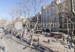 Opportunity for investment in La Rambla de Barcelona