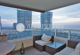 Fabulous furnished apartment for rent with spectacular views, Barcelona