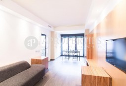 Refurbished and furnished apartment for rent near Plaça Lesseps, Barcelona