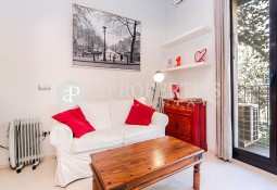 Fabulous loft for rent in Hospital Clínic, Barcelona