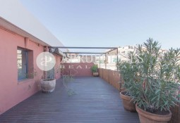 Penthouse duplex for rent in the Eixample -Sant Antoni district, Barcelona