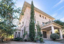 """Palacete"" for sale in the best area of ​​Pedralbes, Barcelona"