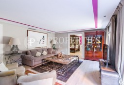 Exclusive furnished apartment for rent in Turó Park, Barcelona