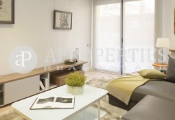Exclusive brand new apartment  development with communal swimming pool in Eixample