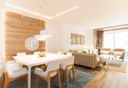 Beautiful fully equipped family apartment in Barcelona