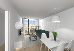 Brand new penthouse with terrace in Carrer Marina, Barcelona