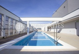 Fabulous brand new apartment with panoramic views in Barcelona
